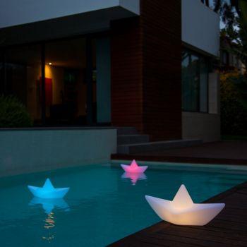 Goodnight Light Boat Lamp