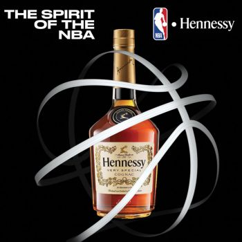 Hennessy V.S NBA Cognac - Limited Edition