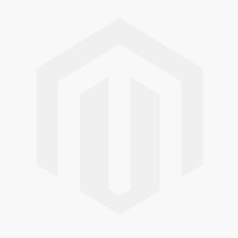 Tresanti brown leather gloves denim fabric