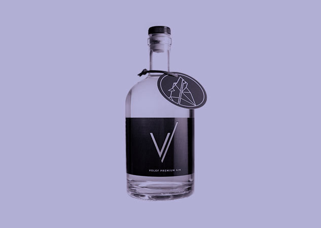 featured brand: volef gin