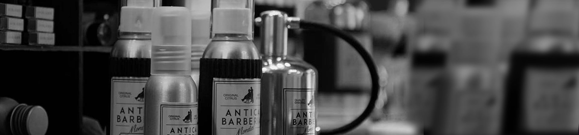 Antica Barberia shaving and beard care products