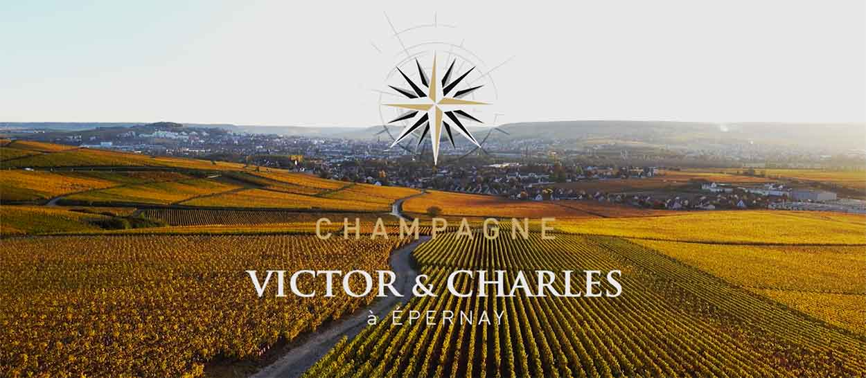 Victor and Charles Champagne