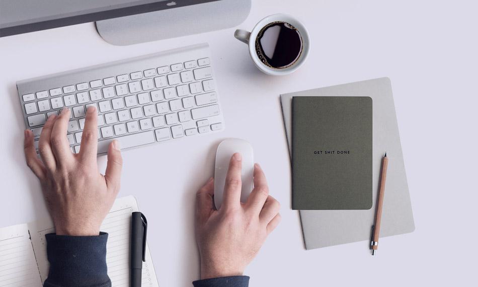 Shop Notebooks Deskpads