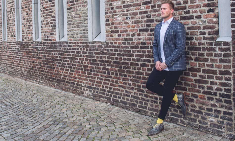 Owen Smith sokken & veters